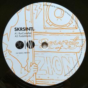 SKRS - RunComeTestEP! (12inch)