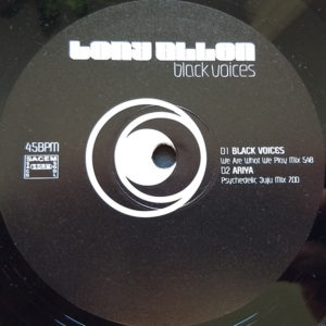 Tony Allen - Black Voices (2LP)