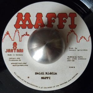 "Speng Bond - White Horse (Maffi 7"")"