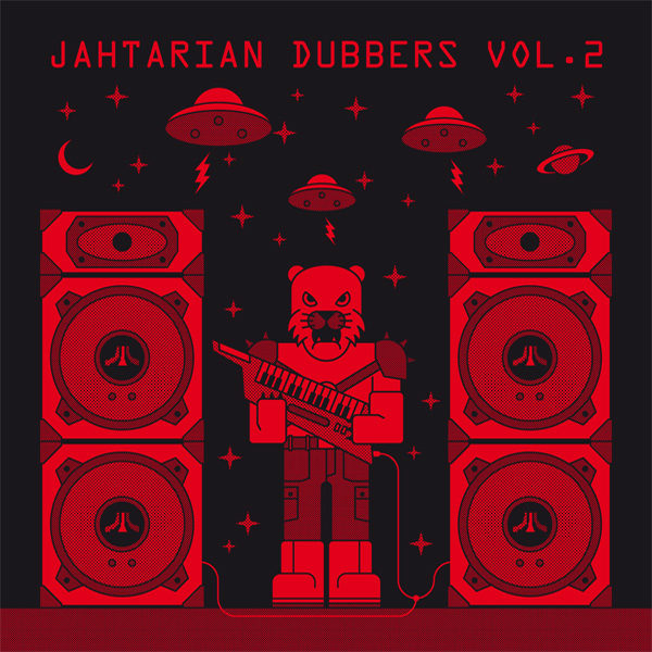 Various Artists - Jahtarian Dubbers Vol. 2 (CD)