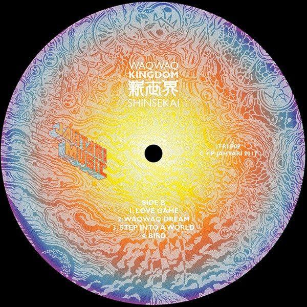 WaqWaq Kingdom - Shinsekai (LP)