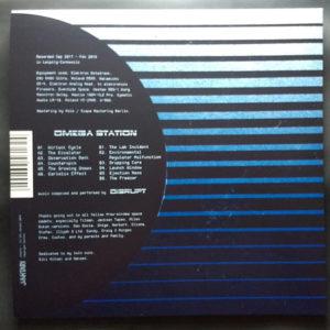 disrupt - Omega Station (LP)