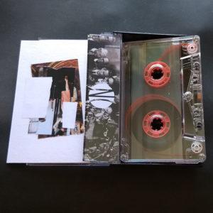 Robin Stewart - Ominous Bath (Tape)