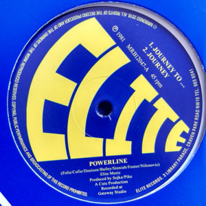 "Powerline - Journey / Double Journey (12"")"