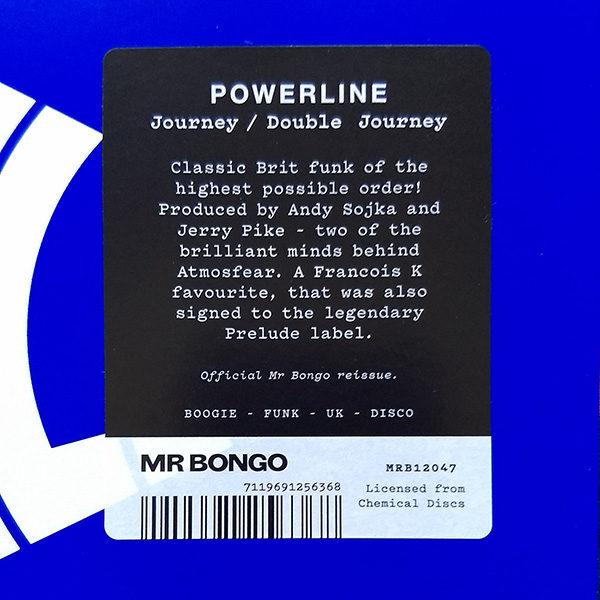 "Powerline - Journey / Double Journey (12"")"