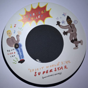 "Tapes vs Superstar & Star - Spirit World (7"")"