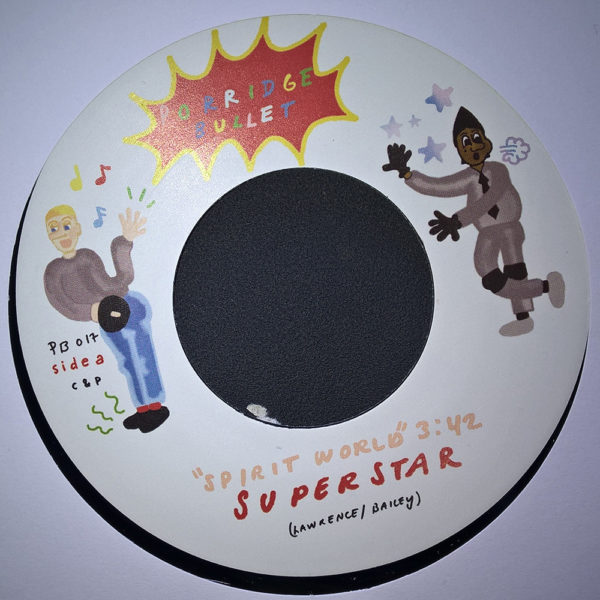 "Tapes vs Superstar & Star - Spirit World (7"")"